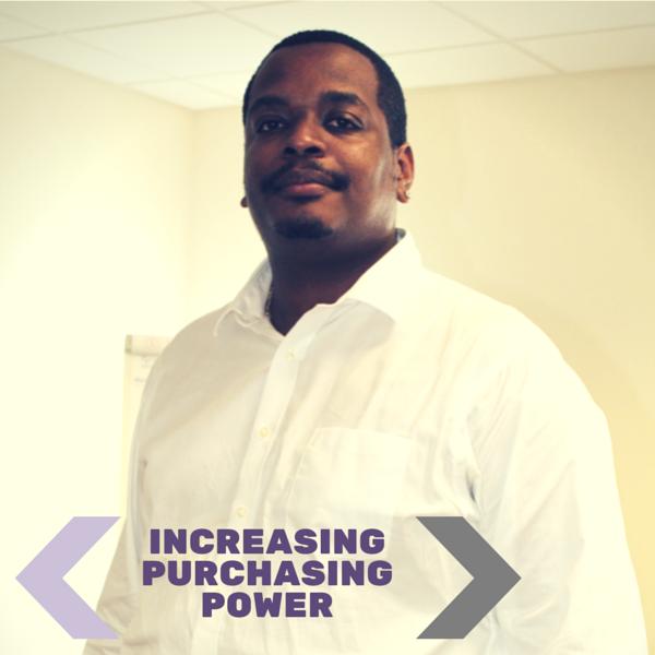 INCREASING PURCHASING POWER