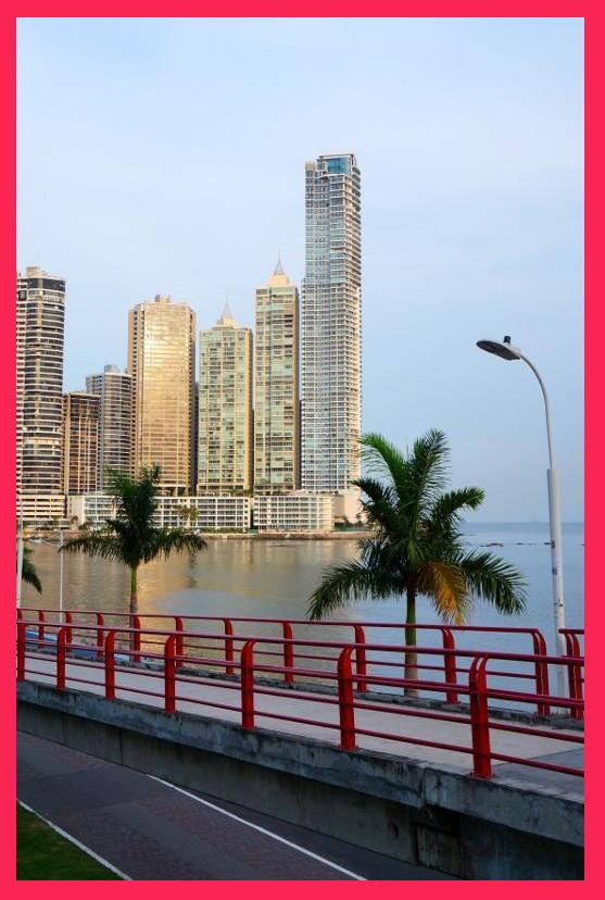 PanamaCity Promenade